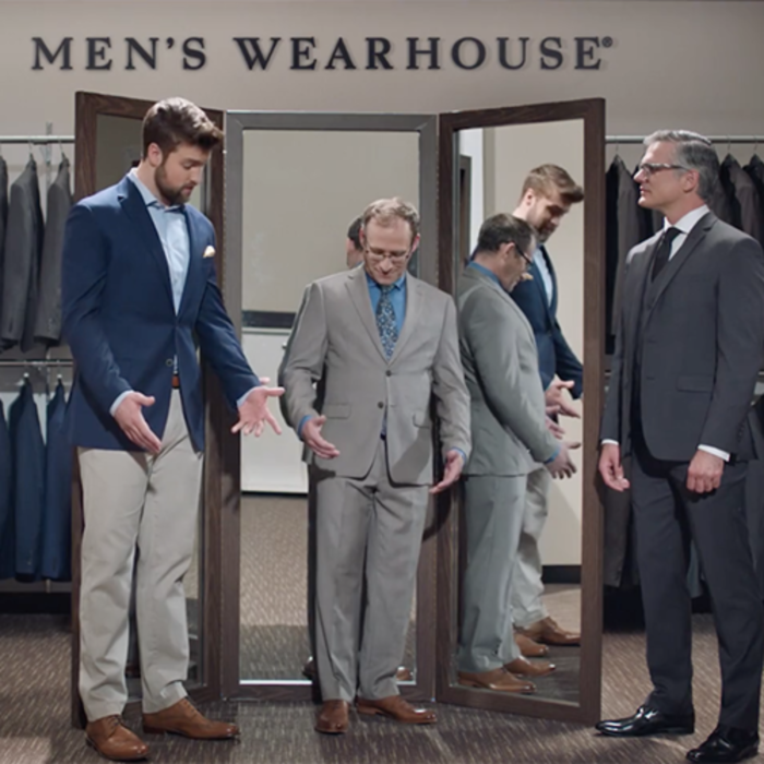 f9076d4a236102 Adweek. Men s Wearhouse Became a ...